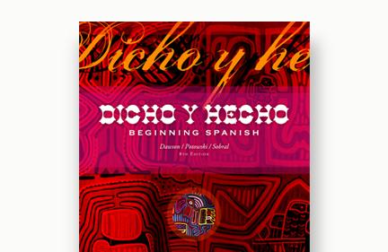 A Suave Book Cover Design